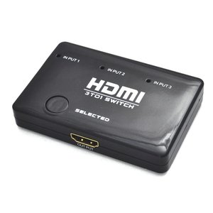 HDMI切り替え器 3ポート(input3 output1) 切替セレクター n-style