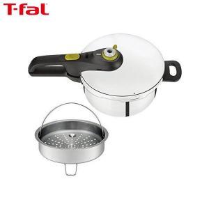 T-fal (ティファール) 圧力鍋 片手鍋 3L セキュア ネオ 2016年モデル P2534045|n-tools