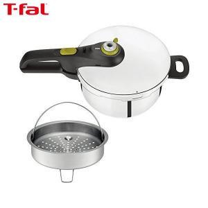T-fal(ティファール) 圧力鍋 3L IH対応 1~3人用 片手鍋 セキュア ネオ P2534045|n-tools