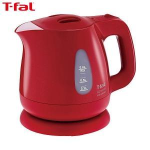 T-fal(ティファール) 電気ケトル 0.8L アプレシア ウルトラクリーン ネオ 抗菌 ルビーレッド KO3905JP|n-tools