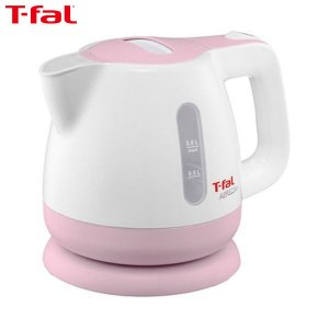 T-fal(ティファール) 電気ケトル アプレシア プラス 0.8L シュガーピンク BF805774|n-tools