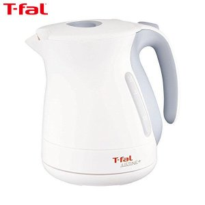 T-fal(ティファール) 電気ケトル ジャスティン プラス 1.2L スカイブルー KO340176|n-tools
