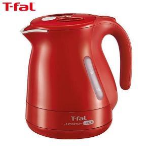 T-fal (ティファール) ジャスティン プラス ロック 1.0L レッド|n-tools