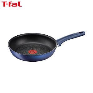 T-fal(ティファール) フライパン 24cm IH対応 IHカリブ・エクセレンス フライパン チタン エクセレンス 6層コーティング 取っ手つき C62404|n-tools