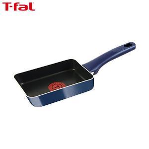 T-fal(ティファール) グランブルー プレミア エッグロースター 12×18cm ガス火専用 D55118 n-tools