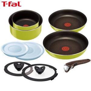 T-fal(ティファール) インジニオ・ネオ キウィ セット9 L21791|n-tools