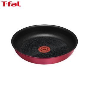 T-fal (ティファール) インジニオ・ネオ IHルビー・エクセレンス フライパン28cm L66306|n-tools