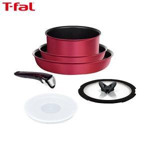T-fal(ティファール) インジニオ・ネオ IHルビー・エクセレンス セット6 L66391|n-tools