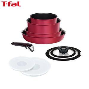 T-fal(ティファール) インジニオ・ネオ IHルビー・エクセレンス セット9 L66392
