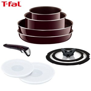 T-fal(ティファール) インジニオ・ネオ マホガニー・プレミア セット9 L63191|n-tools