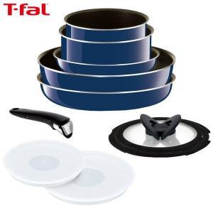 T-fal(ティファール) インジニオ・ネオ グランブルー・プレミア セット10 L61492 n-tools