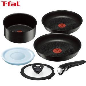 T-fal(ティファール) インジニオ・ネオ IHハードチタニウム・プラス セット6 L66790 n-tools