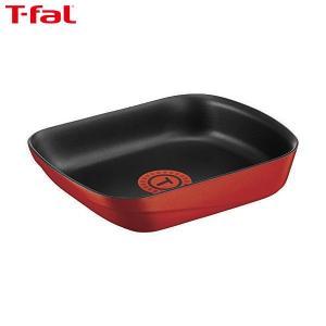 T-fal ティファール 玉子焼 IH対応 インジニオ・ネオ IHルビー・エクセレンス エッグロースター チタン エクストラ 4層コーティング 取っ手の取れる G60318|n-tools