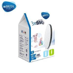 BRITA(ブリタ) マイクロディスク 浄水 フィルター カートリッジ 3個入|n-tools