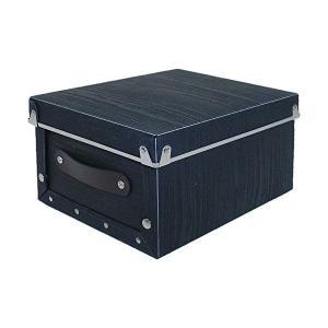 アンティークスタイル モジュールボックス クォーター ブラック ASB2-Q-BK 東洋ケース|n-tools