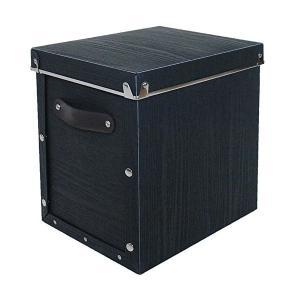 アンティークスタイル モジュールボックス 縦型 ブラック ASB2-T-BK 東洋ケース|n-tools