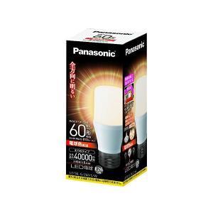 Panasonic(パナソニック) LED電球 口金直径26mm 電球60W形相当 電球色相当(8.4W) 一般電球・T形タイプ 密閉形器具対応 LDT8LGZ60SW|n-tools