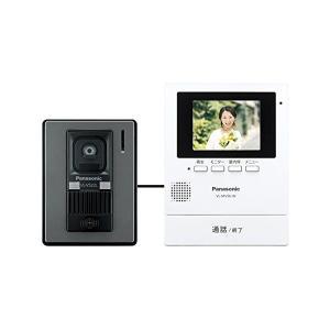 Panasonic(パナソニック) テレビドアホン 電源コード式 ホワイト VL-SV26KL-W n-tools