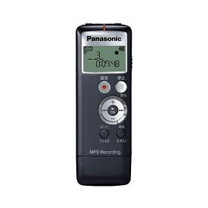 Panasonic(パナソニック) ICレコーダー 2GB ブラック RR-US330-K|n-tools