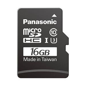 Panasonic(パナソニック) 16GB microSDHC UHS-I カード RP-SMGB16GJK|n-tools