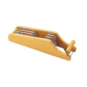 AP-520 木製包丁スタンド 貝印(KAI)|n-tools