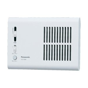 Panasonic(パナソニック) メロディサイン 3種音 100V ホワイト EC730W|n-tools
