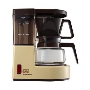 Melitta(メリタ) コーヒーメーカー アロマボーイ 1杯用 MKM-251/C|n-tools