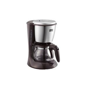 Melitta(メリタ) コーヒーメーカー ES(エズ) ダークブラウン SKG-56-T|n-tools