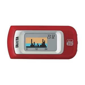 タニタ(TANITA) 活動量計 カロリズムBASIC レッド AM-111-RD|n-tools