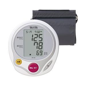 タニタ(TANITA) 上腕式血圧計 ホワイト BP-222-WH n-tools
