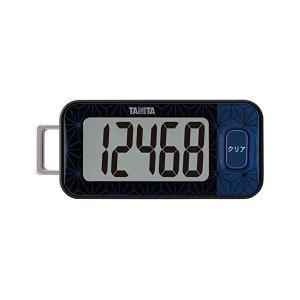タニタ(TANITA) 3Dセンサー搭載歩数計(ブルーブラック)タニタ(TANITA) FB-740-BK|n-tools