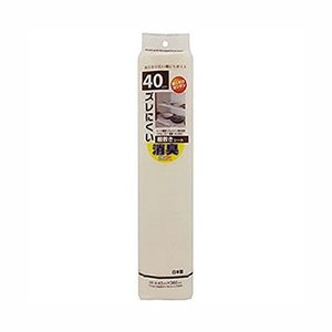 ズレにくい消臭棚敷きシート無地 40 CR|n-tools