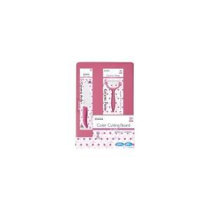 京セラ キッチン3点セット ピンクリボン GF-302-PCZ|n-tools