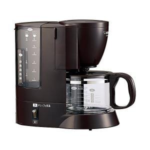 象印(ZOJIRUSHI) コーヒーメーカー ダークブラウン EC-AK60-TD|n-tools