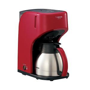 象印(ZOJIRUSHI) コーヒーメーカー レッド EC-KT50-RA|n-tools