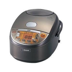 象印(ZOJIRUSHI) 炊飯器 IH式 極め炊き 5.5合 ブラウン NP-VN10-TA|n-tools