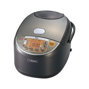 象印(ZOJIRUSHI) 炊飯器 IH式 極め炊き 1升 ブラウン NP-VN18-TA|n-tools
