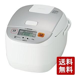象印 マイコン炊飯ジャー 極め炊き 1升炊き ホワイト NL-DA18-WA ZOJIRUSHI|n-tools