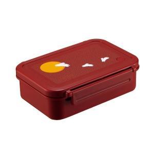 ランチボックス1段 月とうさぎバッグ付 ランタス レッド OA-500 アスベル n-tools