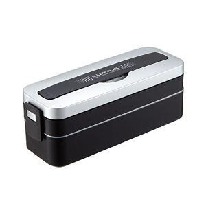 ランチボックス2段保冷剤&バッグ付 ランタスMC SS-T800C アスベル n-tools