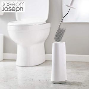ジョセフジョセフ Joseph Joseph フレックス トイレブラシ グレー 70515|n-tools