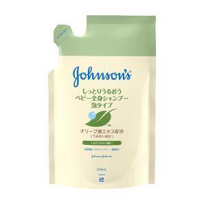 Jベビーうるおい全身シャンプー 泡タイプ 詰替 ジョンソン&ジョンソン|n-tools