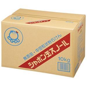 粉石けんスノール 10kg シャボン玉石鹸 n-tools