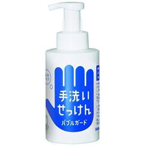 バブルガード 500mL シャボン玉石鹸|n-tools