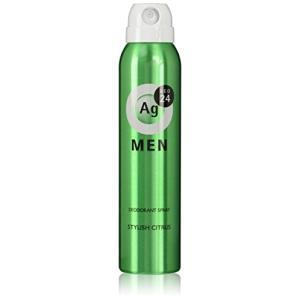 エージーデオ24 メンズデオドラントスプレーN スタイリッシュシトラスの香り 100g(医薬部外品) エフティ資生堂|n-tools