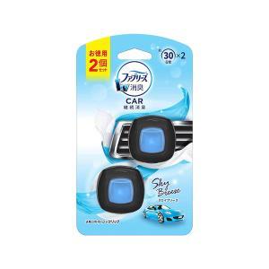 ファブリーズ イージークリップ スカイブリーズの香り 2個入 P&Gジャパン|n-tools