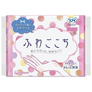 ソフィ ふわごこち ピンクローズの香り 38枚×2 ユニ・チャーム|n-tools