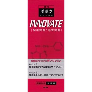 薬用毛髪力イノベート 育毛剤 200mL n-tools