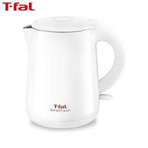 ティファール(T-FAL) 電気ケトル 1.0L ホワイト セーフ・トゥ・タッチ KO2611JP n-tools