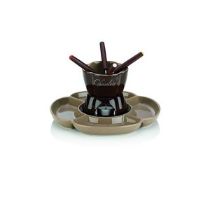 Kela(ケラ) チョコレートフォンデュセット4人用 フィオーレ 12423|n-tools